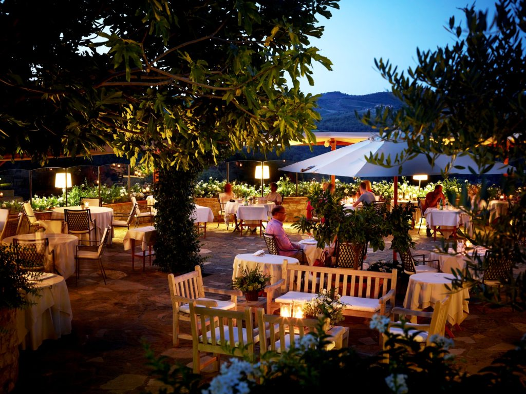 Casaliotravel for Top of the terrace restaurant